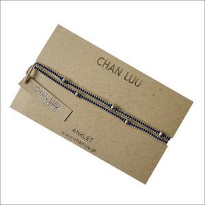 CHAN LUU チャンルー アクセサリー アンクレット CL-AKS-1087CLJ ブル-|ippin