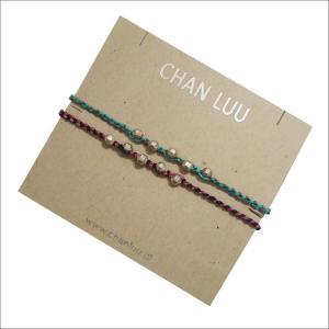 CHAN LUU チャンルー アクセサリー アンクレット CL-AKS-1016MX1|ippin