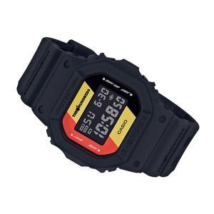 カシオ 腕時計 G-SHOCK DW-5600HDR-1JR THE HUNDREDS コラボモデル|ippin