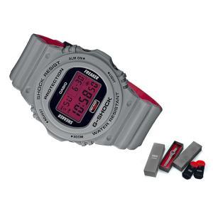 カシオ 腕時計 G-SHOCK DW-5700SF-1JR Sneaker Freaker×STANCE コラボモデル|ippin