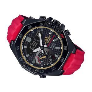 カシオ 腕時計 エディフィス ECB-10HR-1AJR Honda Racing 限定モデル スマートフォンリンク|ippin
