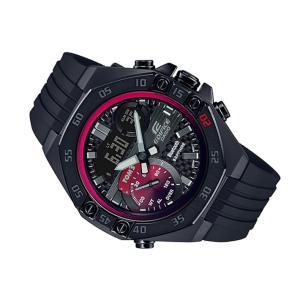 カシオ 腕時計 エディフィス ECB-10TMS-1AJR トムス コラボモデル スマートフォンリンク|ippin