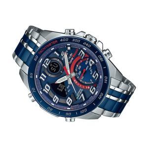 カシオ 腕時計 エディフィス ECB-900TR-2AJR Scuderia Toro Rosso 限定モデル|ippin