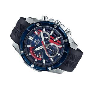 カシオ 腕時計 エディフィス EFR-559TRP-2AJR Scuderia Toro Rosso 限定モデル|ippin