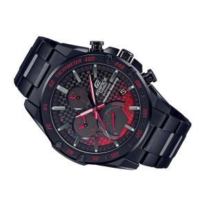 カシオ 腕時計 エディフィス EQB-1000HR-1AJR Honda Racing 限定モデル スマートフォンリンク|ippin