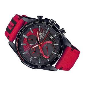 カシオ 腕時計 エディフィス EQB-1000HRS-1AJR Honda Racing 限定モデル スマートフォンリンク|ippin