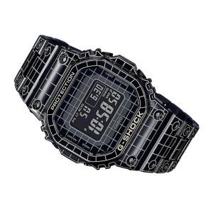 カシオ 腕時計 G-SHOCK GMW-B5000CS-1JR フルメタルスクエア グリッド・トンネルモデル|ippin