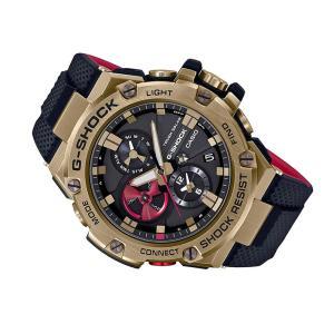 カシオ 腕時計 G-SHOCK GST-B100RH-1AJR NBA プロバスケットボールプレーヤー 八村塁 コラボモデル|ippin