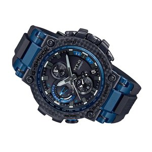 カシオ 腕時計 G-SHOCK MTG-B1000XB-1AJF Bluetooth搭載 電波ソーラー カーボンベゼル|ippin