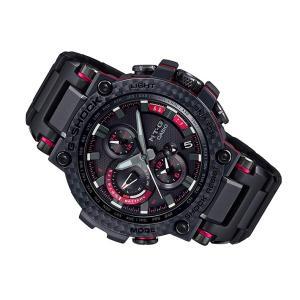 カシオ 腕時計 G-SHOCK MTG-B1000XBD-1AJF Bluetooth搭載 電波ソーラー カーボンベゼル|ippin