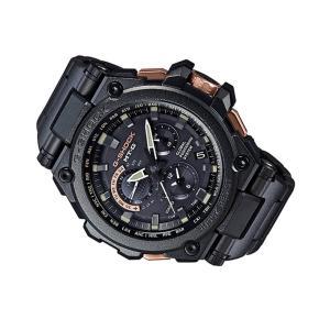 カシオ 腕時計 G-SHOCK MTG-G1000RB-1AJF GPSハイブリッド電波ソーラー|ippin