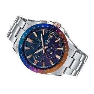 カシオ 腕時計 オシアナス OCW-T3000C-2AJF グラデーションIPベゼル 15thアニバーサリー限定モデル|ippin