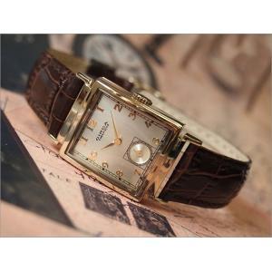 サーカ 腕時計 CIRCA TIMEPIECE CT101TL SQUARE MODEL クォーツ レザーベルト|ippin