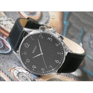 DKNY ダナキャランニューヨーク 腕時計 NY1125 レザーベルト|ippin