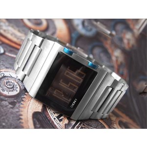DKNY ダナキャランニューヨーク 腕時計 NY1305 メタルベルト ippin