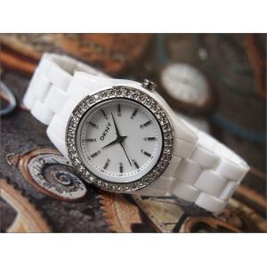 DKNY ダナキャランニューヨーク 腕時計 NY8145 樹脂メタルベルト ippin