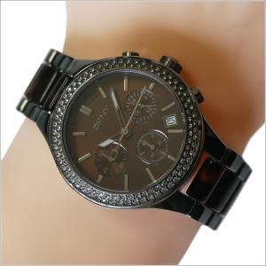 DKNY ダナキャランニューヨーク 腕時計 NY8668 メタルベルト ippin