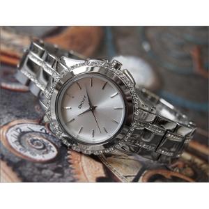 DKNY ダナキャランニューヨーク 腕時計 NY8698 メタルベルト ippin