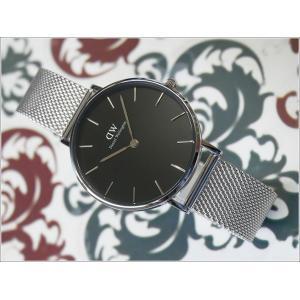 ダニエル ウェリントン DANIEL WELLINGTON 腕時計 DW00100162 シルバー 32mm CLASSIC PETITE STERLING クラシック プチ スターリング|ippin