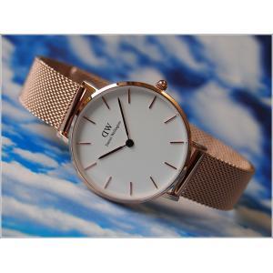 ダニエル ウェリントン DANIEL WELLINGTON 腕時計 DW00100163 ローズゴールド 32MM CLASSIC PETITE MELROSE クラシック ペティット メルローズ|ippin