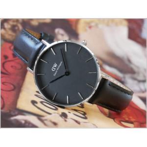 ダニエル ウェリントン DANIEL WELLINGTON 腕時計 DW00100180 DW00600180 シルバー 32mm PETITE SHEFFIELD ペティット シェフィールド ブラック ippin