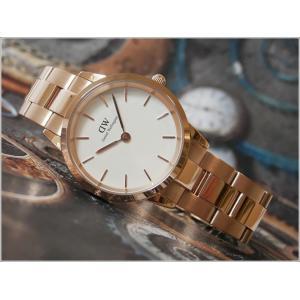 ダニエル ウェリントン DANIEL WELLINGTON 腕時計 DW00100211 ローズゴールド 32mm ICONIC LINK アイコニックリンク|ippin