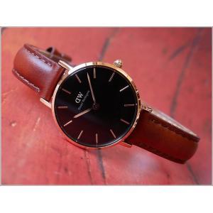 ダニエル ウェリントン DANIEL WELLINGTON 腕時計 DW00100225 ローズゴールド 28mm  CLASSIC PETITE ST MAWES クラシック プチ セントモース|ippin