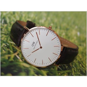 ダニエル ウェリントン DANIEL WELLINGTON 腕時計 DW00100011 DW00600011 ローズゴールド 40mm CLASSIC YORK クラシック ヨーク ippin