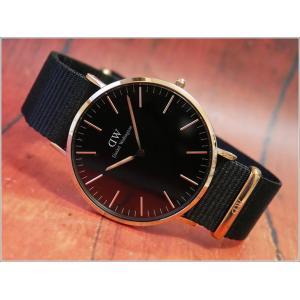 ダニエル ウェリントン DANIEL WELLINGTON 腕時計 DW00600148 ローズゴールド 40mm CLASSIC CORNWALL クラシック コーンウォール|ippin