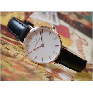 ダニエル ウェリントン DANIEL WELLINGTON 腕時計 DW00600230 ローズゴールド 28mm  CLASSIC PETITE ST MAWES クラシック プチ セントモース|ippin