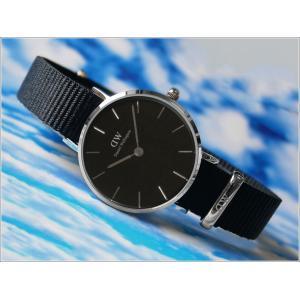 ダニエル ウェリントン DANIEL WELLINGTON 腕時計 DW00100248 DW00600248 シルバー 28mm PETITE CORNWALL ペティット コーンウォール ブラック|ippin