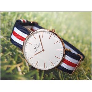 ダニエル ウェリントン DANIEL WELLINGTON 腕時計 DW00100002 DW00600002 ローズゴールド 40mm CLASSIC CANTERBURY クラシック カンタベリー 0102DW ippin