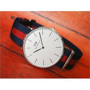 ダニエル ウェリントン DANIEL WELLINGTON 腕時計 DW00100015 DW00600015 シルバー 40mm CLASSIC OXFORD クラシック オックスフォード 0201DW|ippin