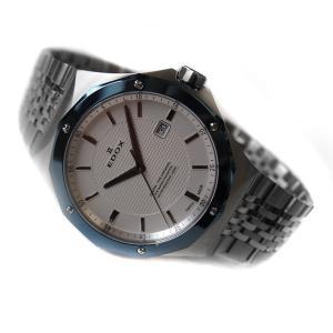 エドックス EDOX 腕時計 53005 3BUM AIN デルフィン クォーツ|ippin