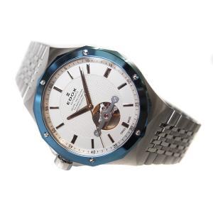 エドックス EDOX 腕時計 85024 3BUM AIN デルフィン オートマチック|ippin