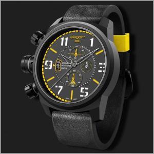 エレガントシス elegantsis 腕時計 ELJF48-OY04LC ミリタリースタイル 航空母艦モデル|ippin