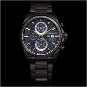 エレガントシス elegantsis 腕時計 ELJT42R-6B02MA レーシングスタイル スーパーバイクモデル|ippin