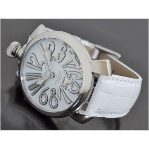ガガミラノ GAGA MILANO 腕時計 5010.10S レザーベルト|ippin