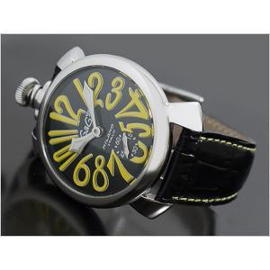 ガガミラノ GAGA MILANO 腕時計 5010.12S レザーベルト ippin
