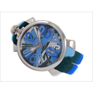 ガガミラノ GAGA MILANO 腕時計 5010.16S ラバーベルト|ippin