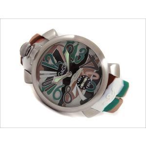 ガガミラノ GAGA MILANO 腕時計 5010.18S ラバーベルト|ippin