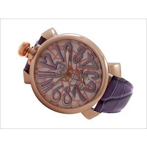 ガガミラノ GAGA MILANO 腕時計 5011.MOSAICO1S レザーベルト|ippin