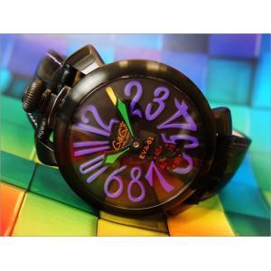 ガガミラノ GAGA MILANO 腕時計 5012 EVA LE レザーベルト|ippin