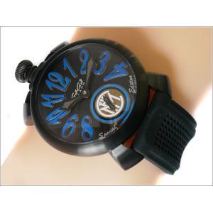 ガガミラノ GAGA MILANO 腕時計 5012.IN.01 ラバーベルト ippin