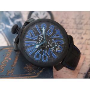 ガガミラノ GAGA MILANO 腕時計 5012.MOSAICO2S レザーベルト ippin