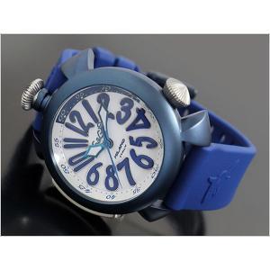 ガガミラノ GAGA MILANO 腕時計 5043 ラバーベルト ippin