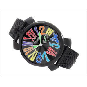 ガガミラノ GAGA MILANO 腕時計 5082.1 メッシュメタルベルト ippin
