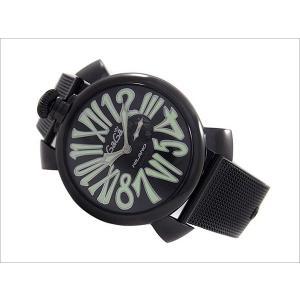 ガガミラノ GAGA MILANO 腕時計 5082.2 メッシュメタルベルト|ippin