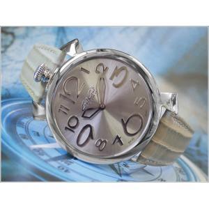 ガガミラノ GAGA MILANO 腕時計 5090.08 レザーベルト ippin