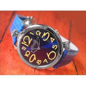 ガガミラノ GAGA MILANO 腕時計 5090.09 レザーベルト ippin